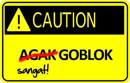 goblok